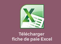 Modele De Fiche De Paie Excel Gratuit Tunisie